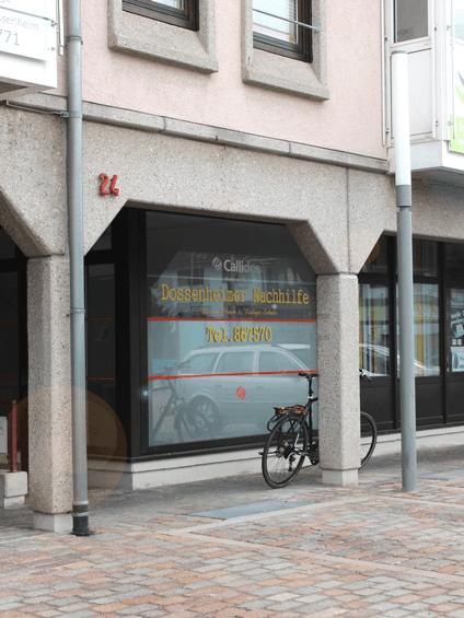 Callidos Dossenheim Nachhilfe <br>Callidos Nachhilfe-Institut  <br> <br> ➥